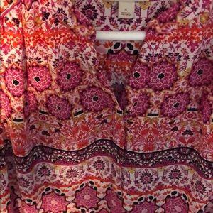 Dress Barn Tops - Dress barn sleeveless blouse